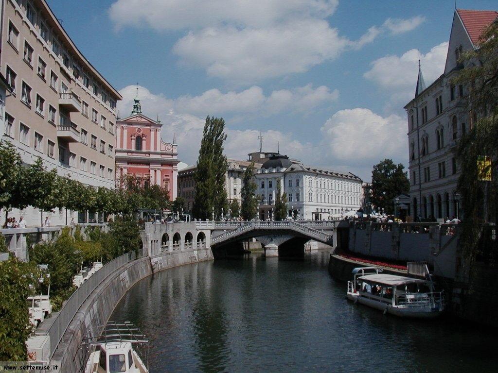 foto Slovenia Lubiana