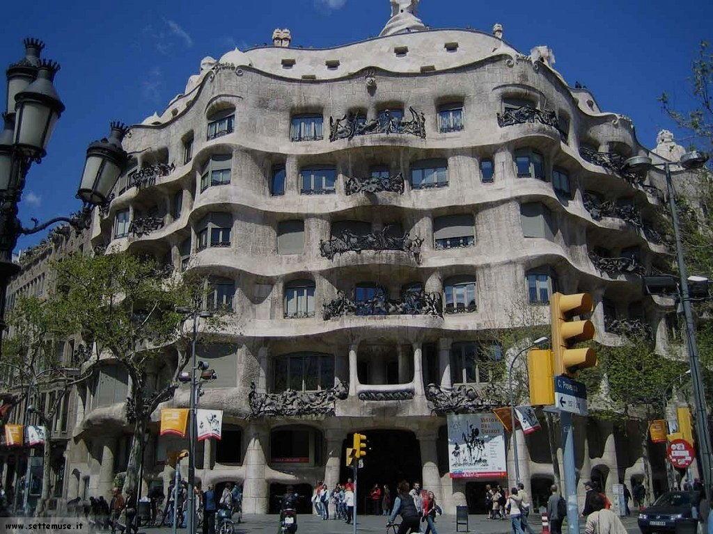 La_Pedrera_Gaudi