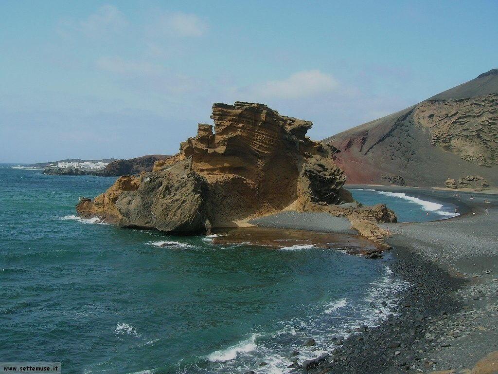 foto Spagna isole canarie lanzarote