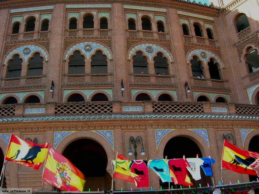foto Spagna Madrid 3
