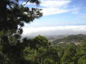 verso il vulcano Teide di Tenerife