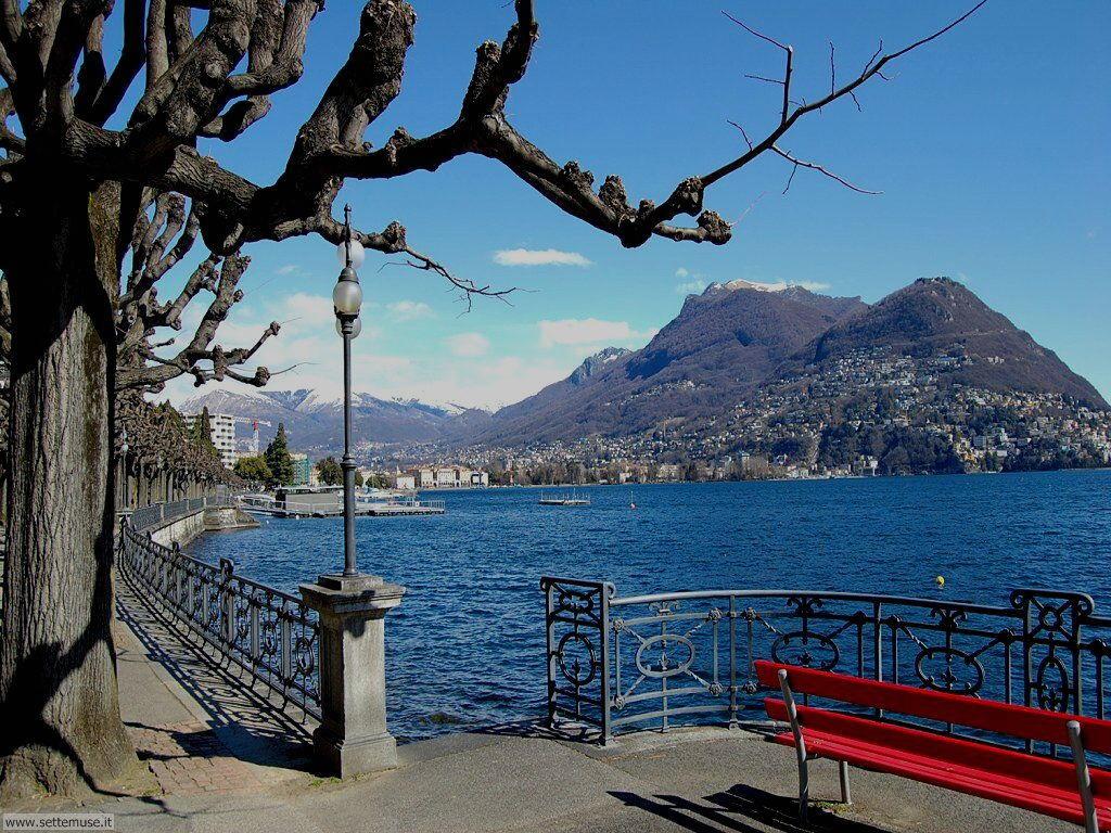 foto Svizzera Lugano