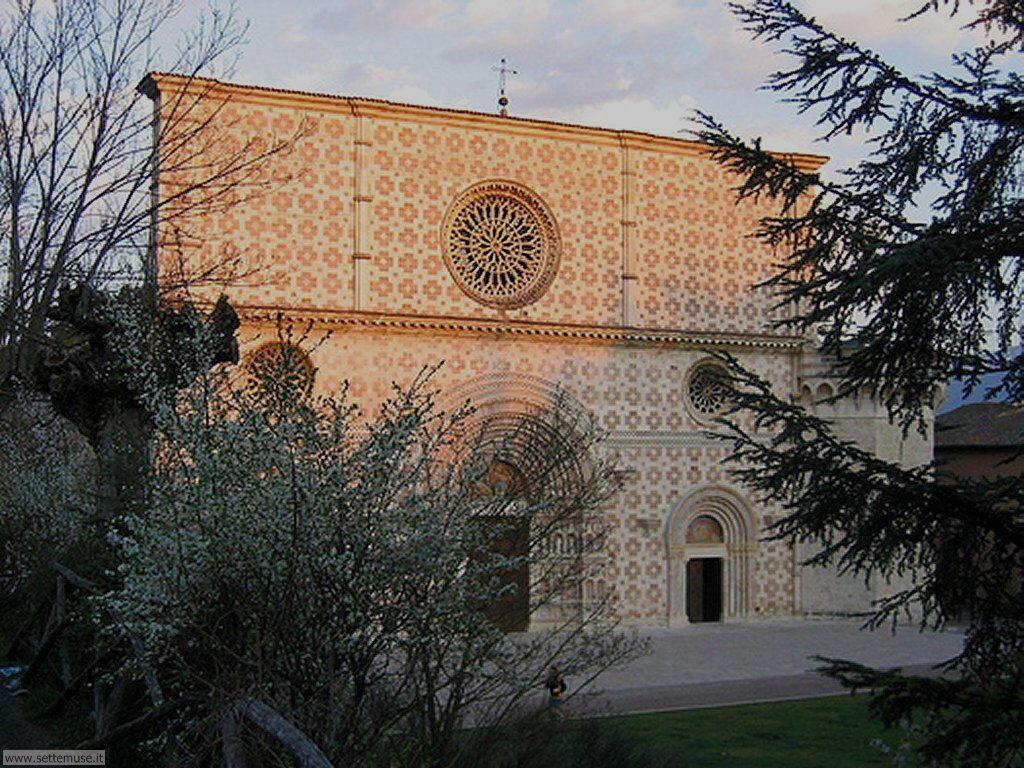 S. Maria Collemaggio Aquila