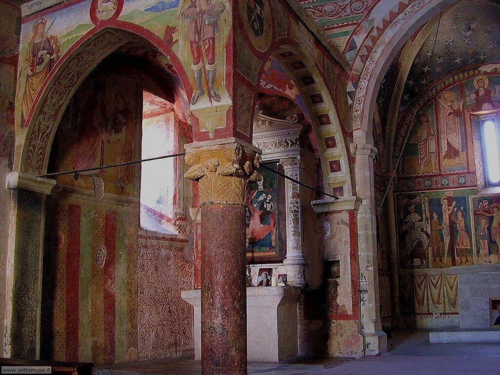 Chiesa S. Maria delle Grotte Fossa (AQ)