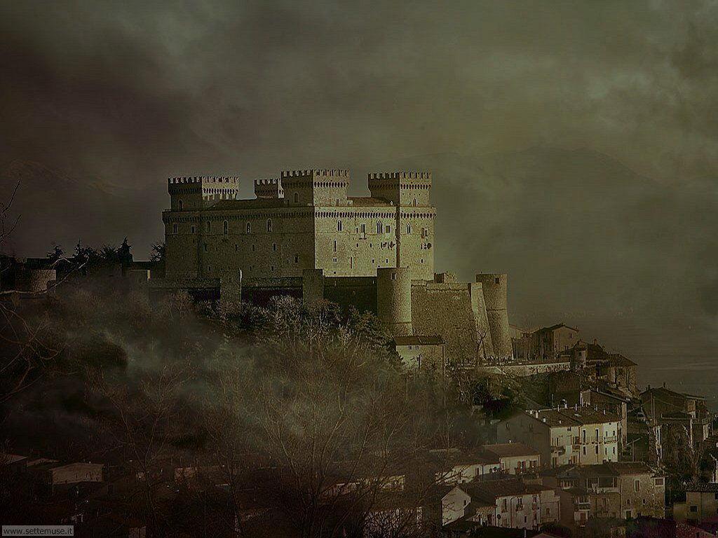 Castello Celano Marsica