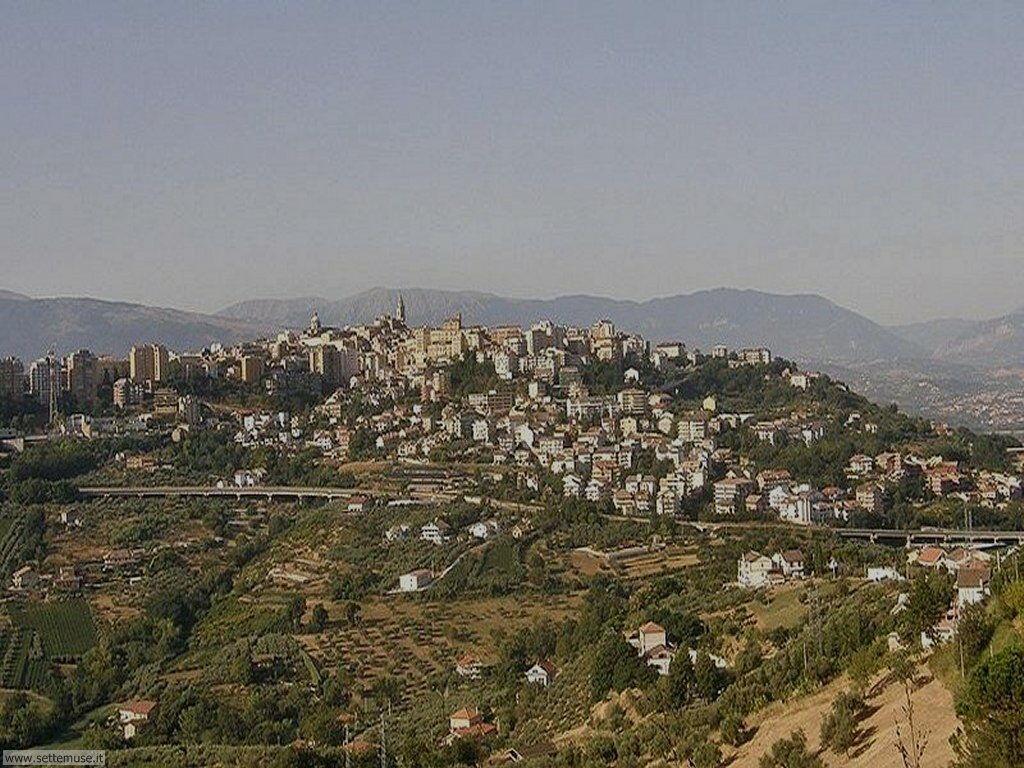Foto panorama di Chieti