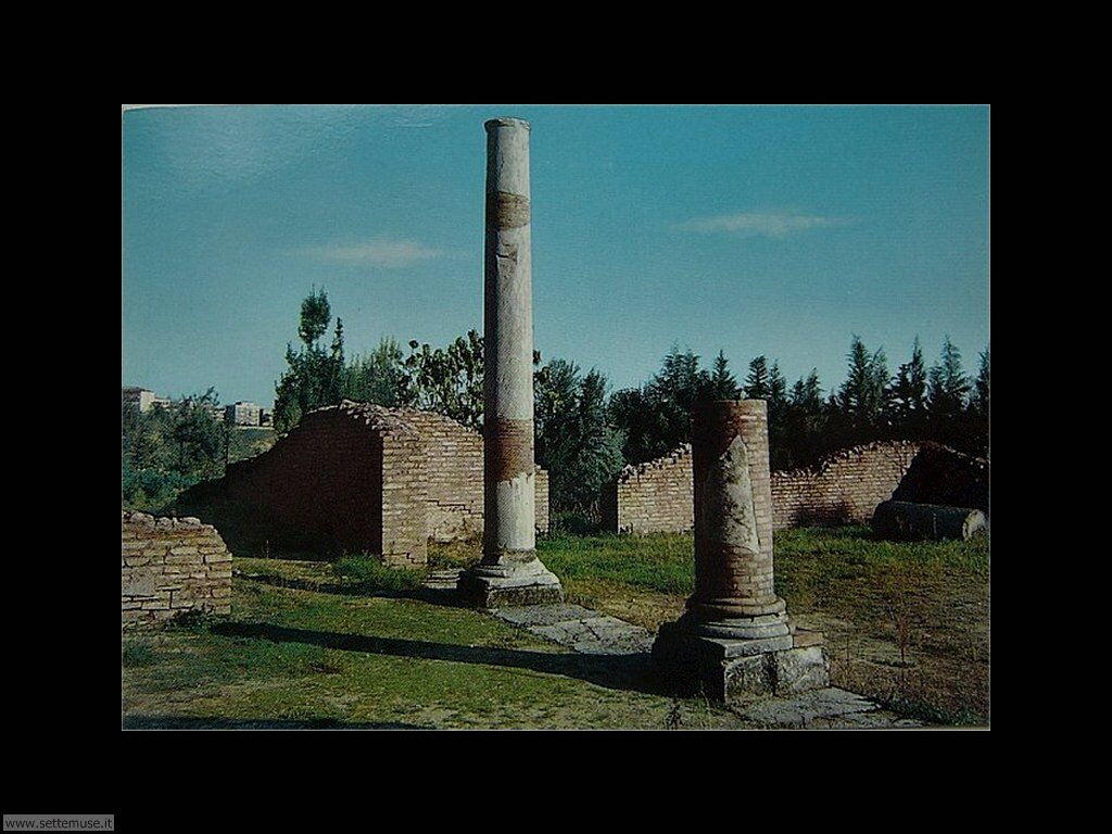 Terme romane di Chieti