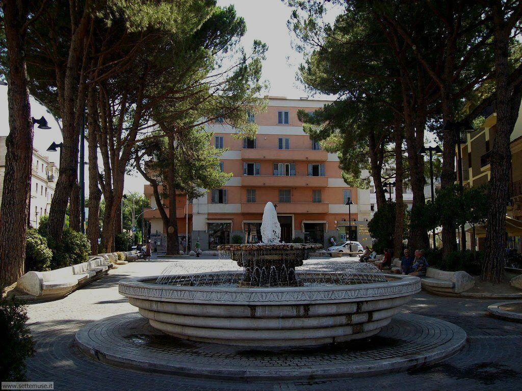 Fontana a Chieti