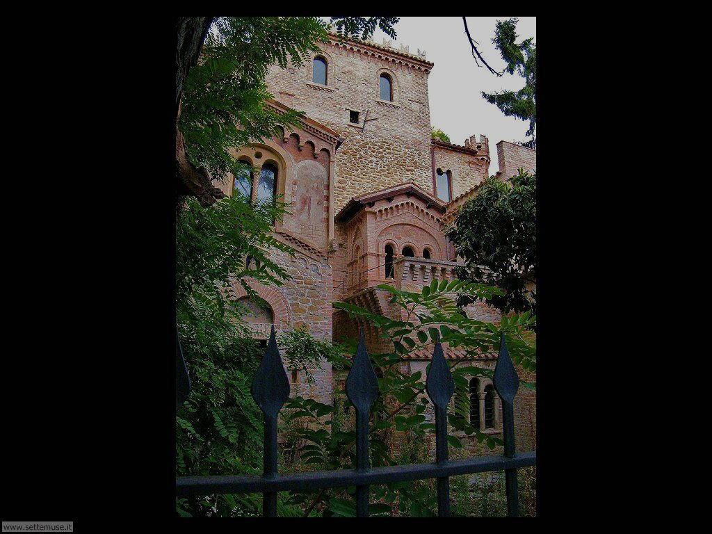 Foto del Castello della Monica di Teramo
