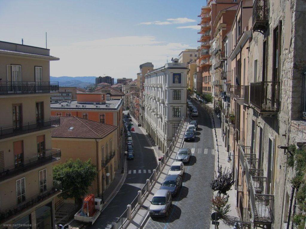 Foto di Potenza città