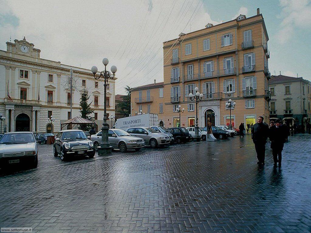 Potenza Piazza Pagano