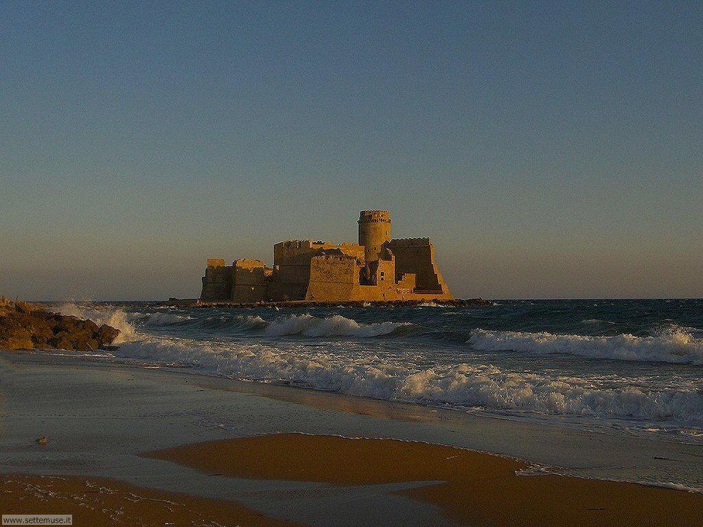 Le Castella Crotone Calabria