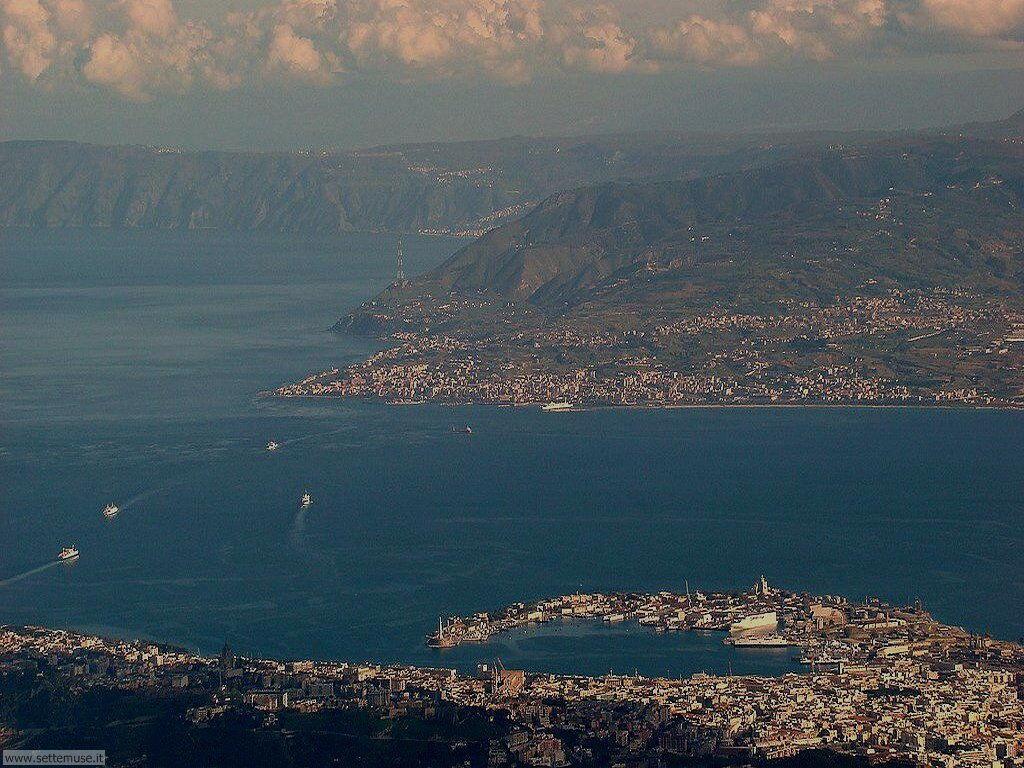 Stretto di Messina Reggio Calabria