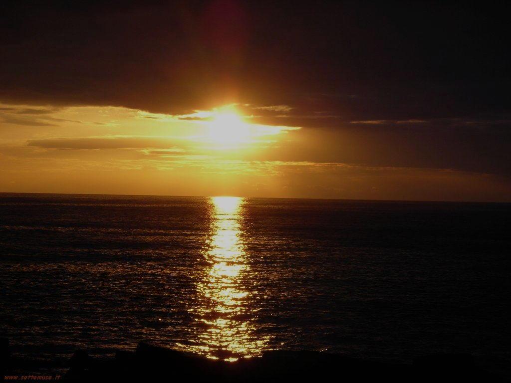 cosenza tramonto