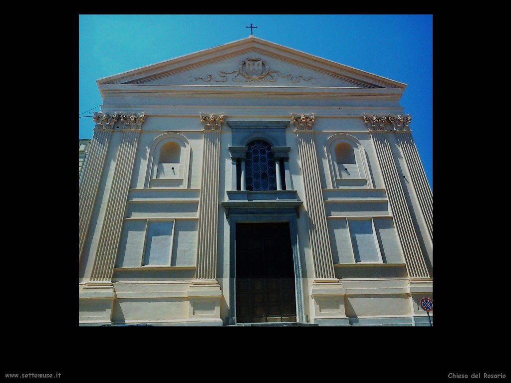Catanzaro, chiesa del Rosario