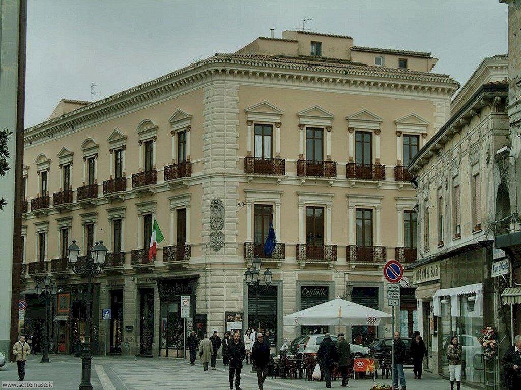 Catanzaro Palazzo Grimaldi