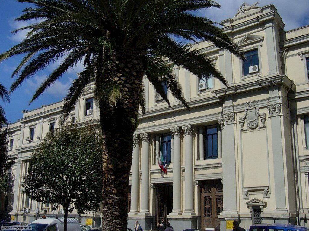 Catanzaro Palazzo di Giustizia