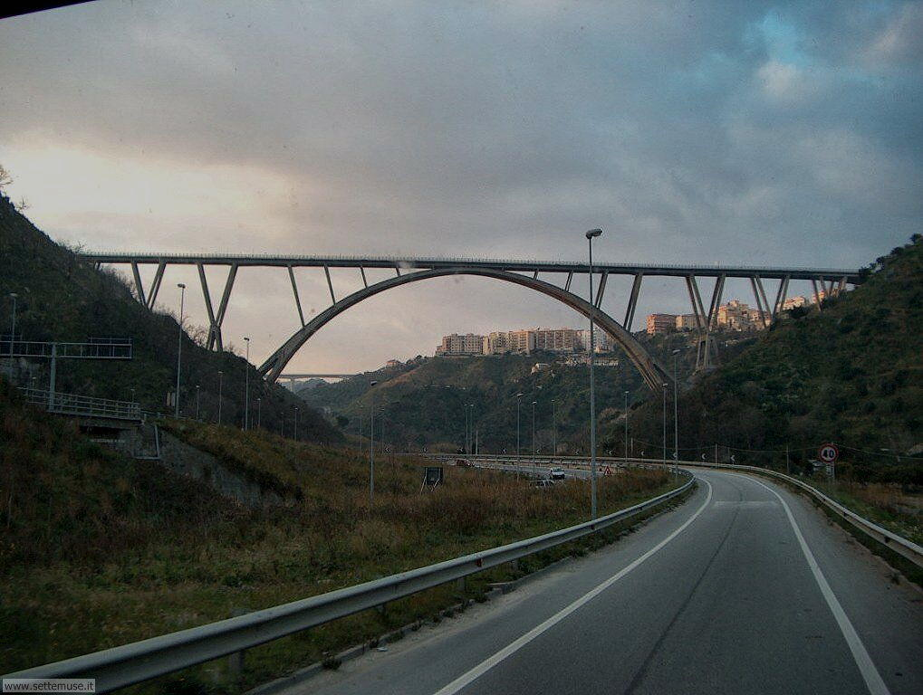 Catanzaro Ponte Morandi