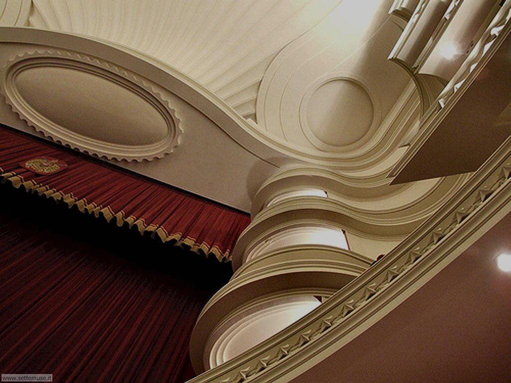 Catanzaro Teatro Politeama interno