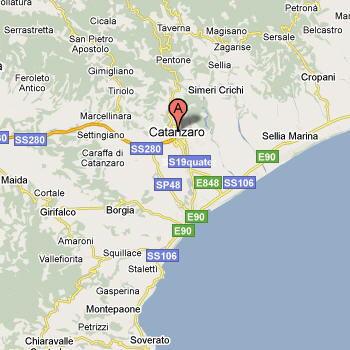 Cartina Calabria Sellia Marina.Catanzaro Citta Guida E Foto Settemuse It