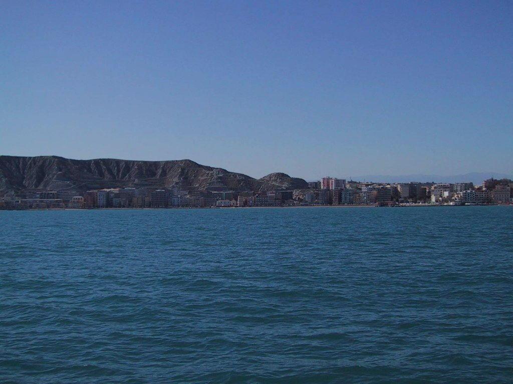 Il mare di Crotone
