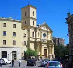 Catanzaro - Chiesa dell'Immacolata