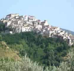 Cosenza - Panorama della città