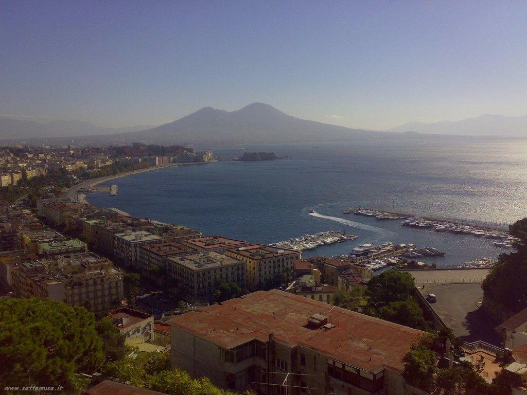 Napoli Città Guida E Foto Settemuseit