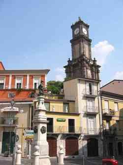 Avellino Torre Dell'Orologio