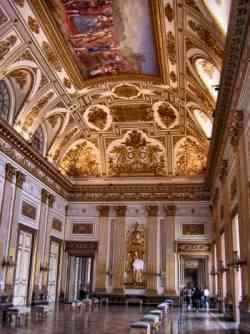 Caserta - Sala del Trono