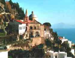 Amalfi - Pogerola a Monte Fanconcello