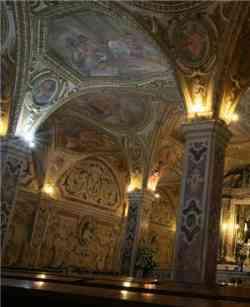 Salerno interno del Duomo