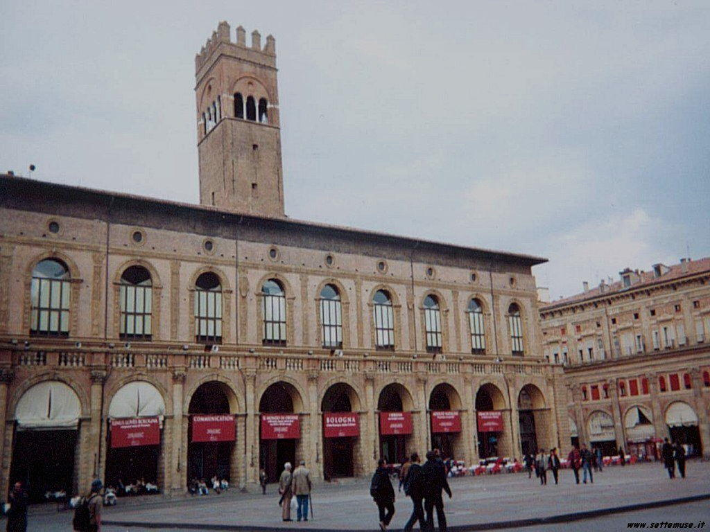 bologna centro citta