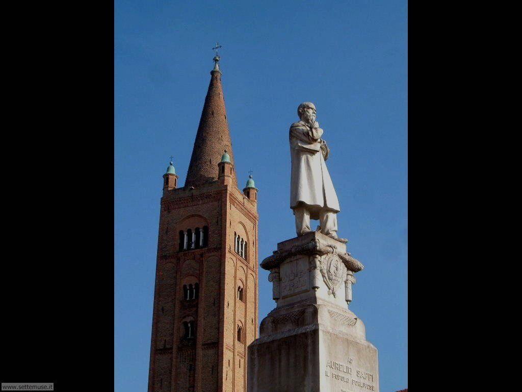 forli monumento aurelio saffi