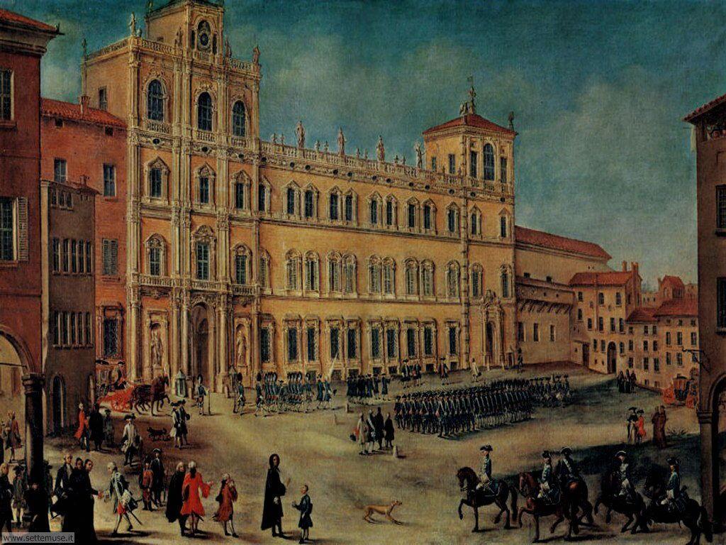 modena 014 dipinto palazzo ducale