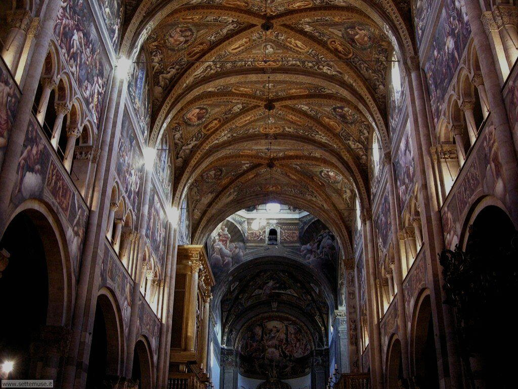 parma cattedrale