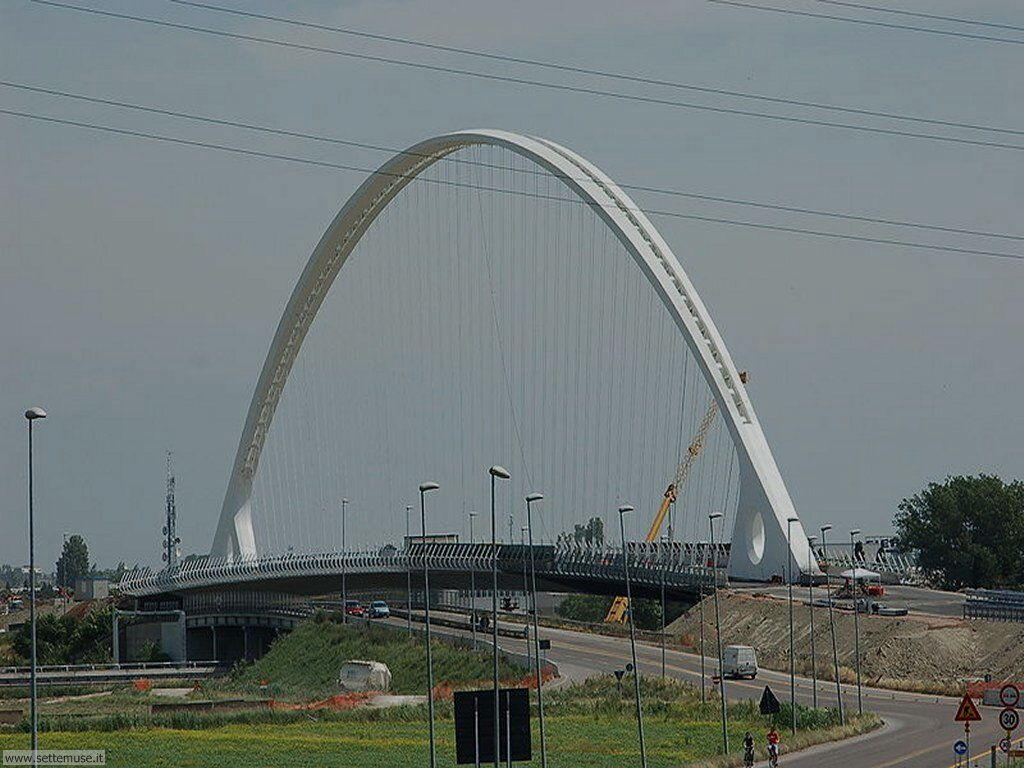 reggio emilia ponte di calatrava
