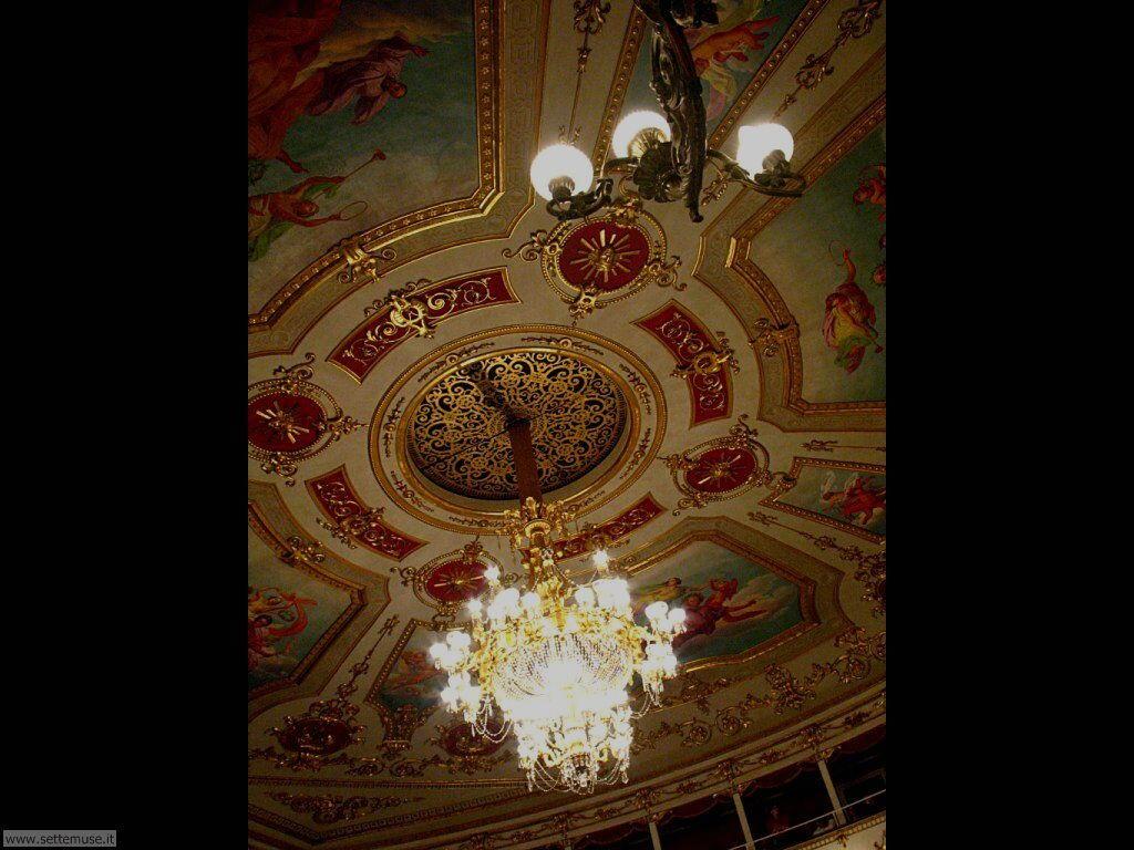 reggio emilia soffitto teatro valli