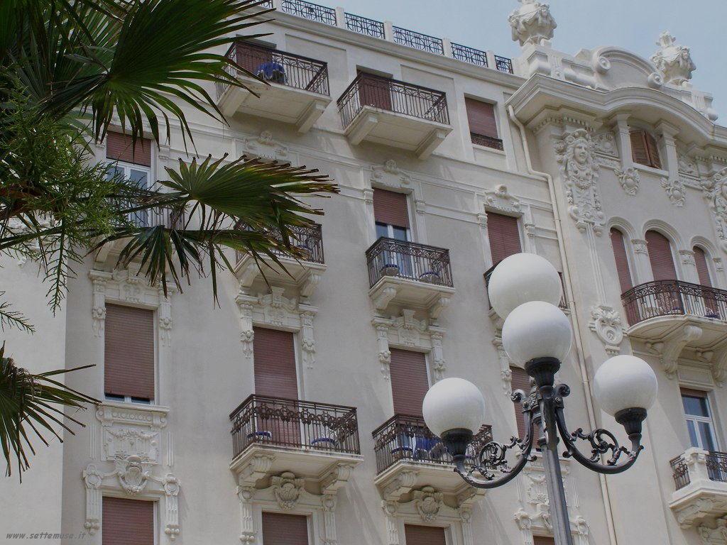rimini grand hotel facciata