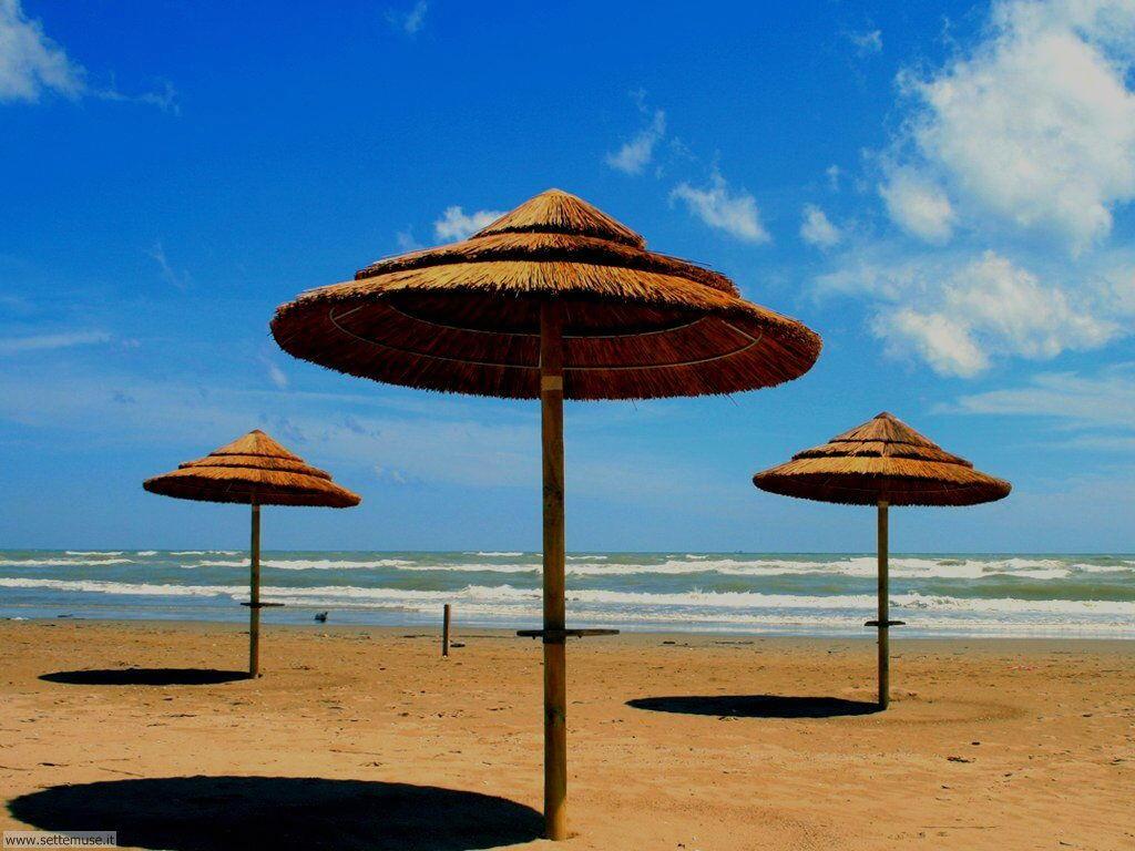 foto rimini spiaggia