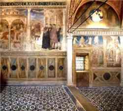 Carpi - Cappella del Palazzo del Pio