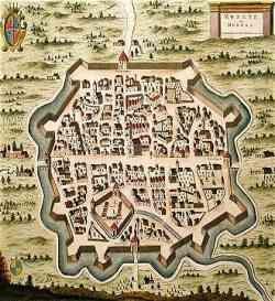 Antica Mappa di Modena