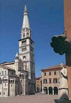 Modena Torre Civica