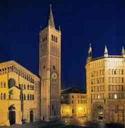 Parma Cattedrale e Battistero