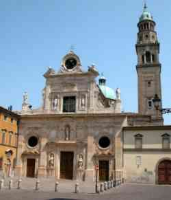 Parma San Giovanni Evangelista