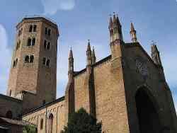 Piacenza - Basilica di S.Antonio