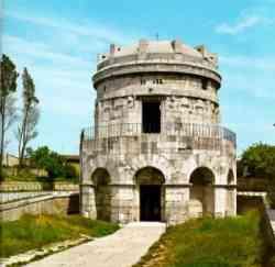 Ravenna Mausoleo di Teodorico