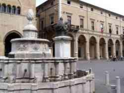 Rimini - Fontana della Pigna