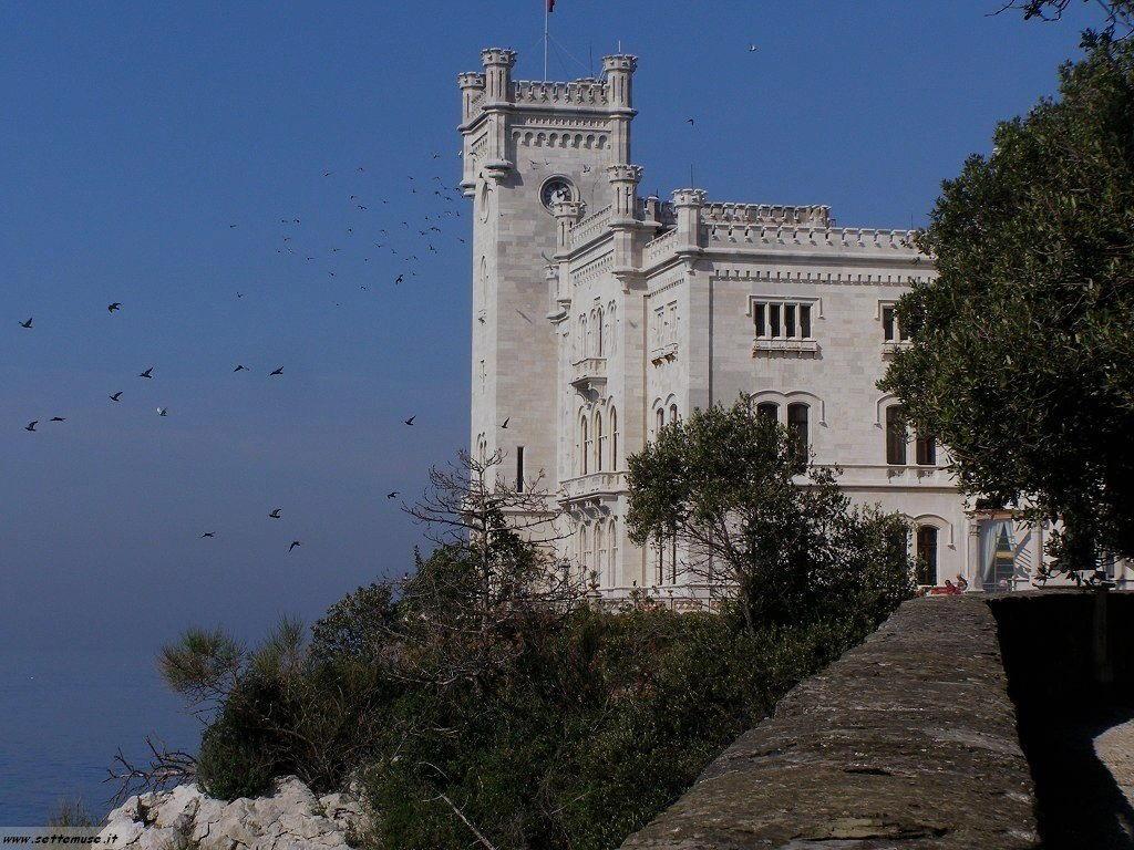foto castello miramare 9