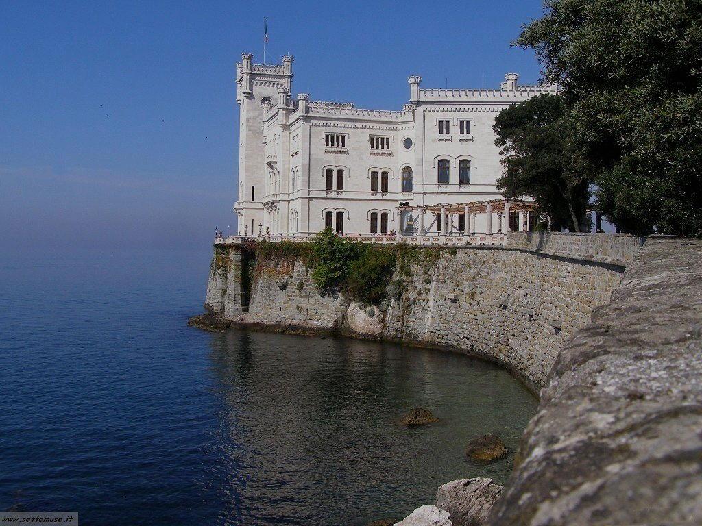 foto castello miramare 11